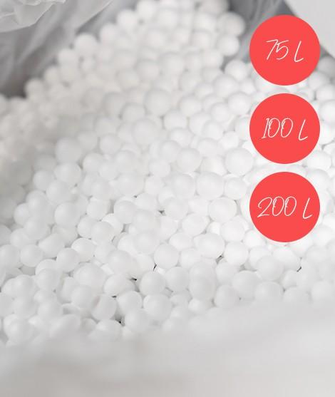 Classique - Sac 75/100/200 Litres-Polystyrène pur