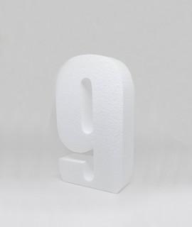 Chiffre XL - 50 cm-Chiffres & Lettres