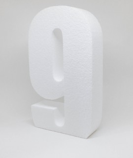 Chiffre Géant XXL - 76 cm-Chiffres & Lettres